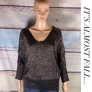 Split Sleeve Sweater